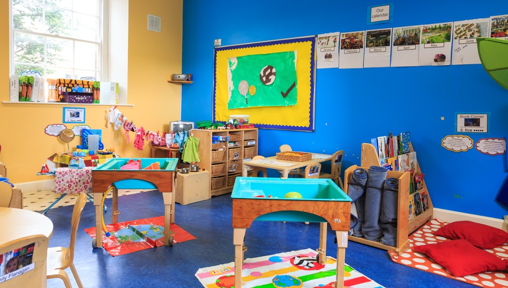 Creche corner early childhood care and education ecce for Giraffe childcare fees